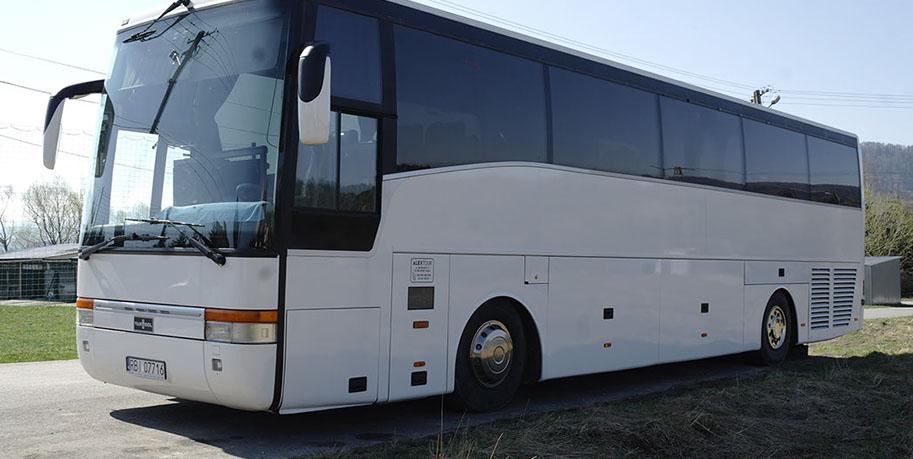 Autobus na wynajem
