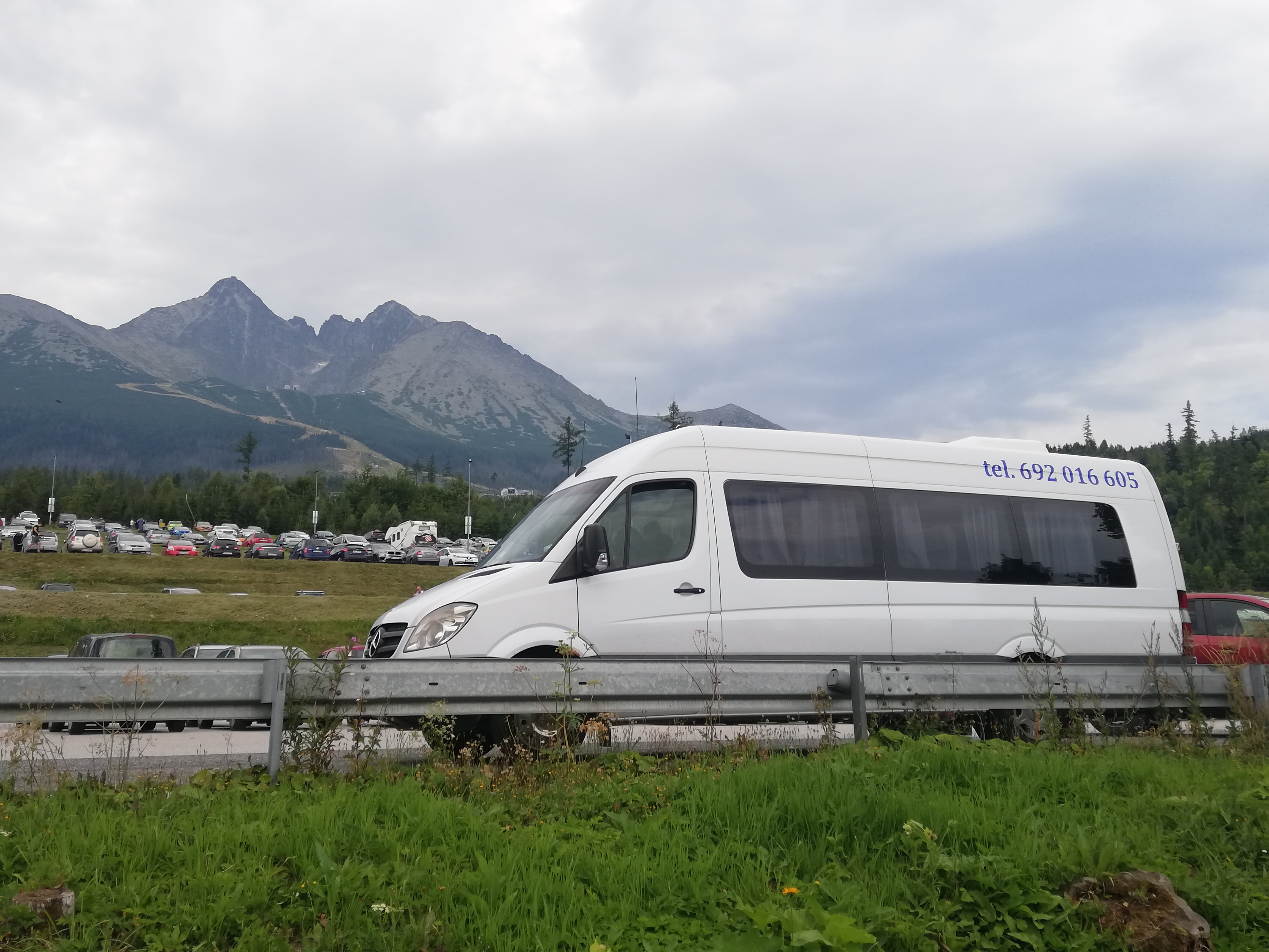 Wynajem autokarów i busów w Bieszczadach